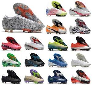 2020 Männer Mercurial XIII Elite AG Nieder 13 Safari Südkorea CR7 Ronaldo Neymar 360 Frauen Junge Fußball-Fußball-Boots-Schuh-Größe 39-45