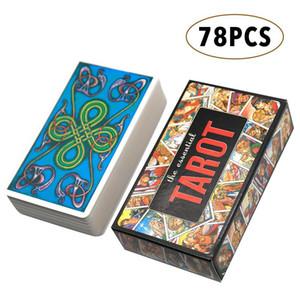 Tarocchi Consiglio Divinazione essenziale per le schede Pc Games Fate Guidance Tarocchi feste Deck 78 La famiglia OoOaU allguy