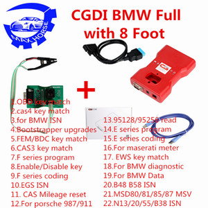 Full Version CGDI Prog for B-MW MSV80 Auto key programmer + Diagnosis tool+ IMMO Security 3 in 1 Add for B-MW FEM  Function