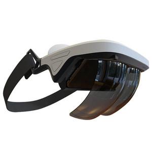 Augmented Reality freeshipping las gafas de RA Box efectos holográficos inteligente Casco de Realidad Virtual 3D con la manija de control