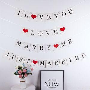 decoraciones de la boda propuesta de rosa -pulling apoyos del partido tire Flagcolor tirón bandera de cola de pescado bandera colgando banner-tirando de colores de la bandera 8a 8a0uw