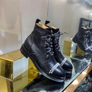 Novità scarpe inverno stivali piattaforma primavera autunno scarpe stivali di cuoio reali di pista scarpe fatte a mano con cerniera hs0910 lusso della moda donna di personalizzare