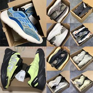 2021 Kanye West 700 v3 Arzareth Azael 500 Blush Sal Negro estático Bone V2 de los zapatos corrientes Zyon Asriel para hombre de las zapatillas de deporte de los diseñadores Entrenadores Luxurys