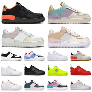 2020 men women platform shoes shadow sneakers Pale Ivory Triple white Pastel Black Hyper Crimson Pink mens trainer casual jogging walking