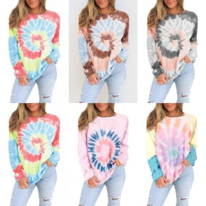 b2UfS Hot sale New couple brand printing Pullover outfit round wear neck pullover trendy sweater digital couple wear leisure