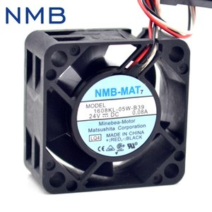 1pcs 40*40*20mm 40mm 1608KL-05W-B39 4020 24V 0.08A Fanuc cooling Fan Heatsink for NMB