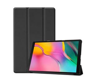 Für Samsung Galaxy Tab A10.1 2019 T510 T515 Fall Folding Folio-Kasten-Abdeckung 3 Schichten