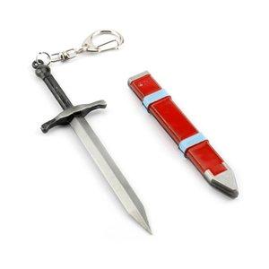 Sac cosplay Ga femmes forme Keychain épée Cadeaux charme Keychain Pandent Mqchun Anime Torankusu Keychain de bourse d'hommes fles_tsetIoj luckyhat