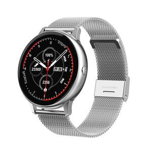 Voller Touch DT88 PRO Smart Watch Frauen Männer Wasserdichte EKG Herzfrequenz Monitor Schlafüberwachung Smartwatch Connect ios Android