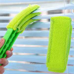 Imixlot Muoltifunction Cleaning Brush Air Conditioner Blinds Brush Corners Gap Removable Washable Cleaning Clip