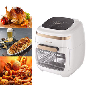 Automatic intelligent visual air fryer household oil-free electric fryer large capacity multifunctional electric fryer household automatic a