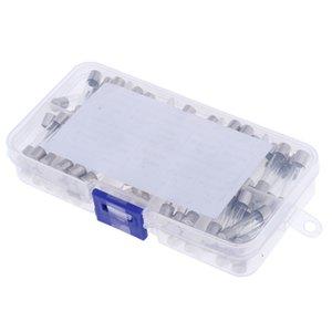 72pcs 6x30mm Glassicherungen flink für Elektronik