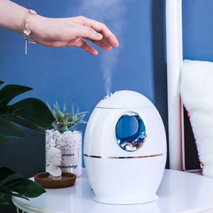 LED Night light Office Home humidificador Large Capacity Air Humidifier USB Aroma Diffuser Ultrasonic Cool Water Mist Diffuser