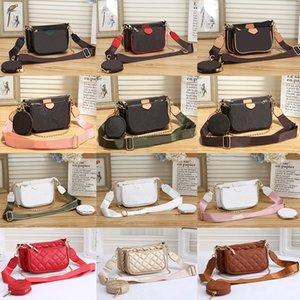 New trois monopièce excellente qualité Fashion Style Femmes Luxe Sacs Lady en cuir PU Sacs à main Marque Sacs bourse épaule M Sac fourre-tout Femme