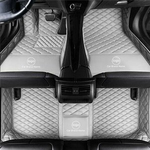 Suitable For BMW 3 Series E90 E92 E93 2004-2020 luxury custom right left hand drive Car floor mat Waterproof Non-slip floor mat Non toxic