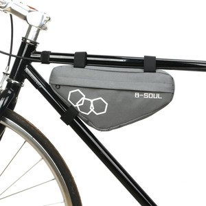 HOT Bicycle Bag Waterproof Bike Triangle Bag Storage Mobile Phone Cycling Bag Bike Tube Pouch Holder Saddle Pannier Accessories