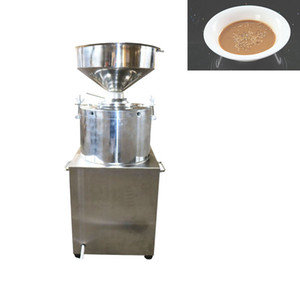Sanitary Stainless Steel Peanut Butter Making Machine Split Case Colloid Mill Sesame Nut Jam Grinding Machine