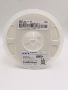 SMD Locale multistrato in ceramica con condensatore in ceramica RC aeroplani condensatore fisso Promise X7R 500V Volta 102K + -10% Temperatura di funzionamento 1000pf 0805