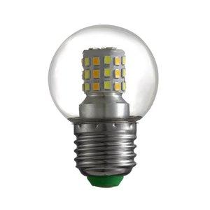 Трансформация Три цвета G45 Диммируемый Эдисон Стиль Античный светодиодные лампы 3000k 6000K 4000K теплый белый Лампы E27 110V ~ 240V