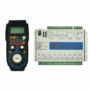 4 assi 6 assi MACH3 USB della carta di Motion Control Consiglio CNC standard 4 6 Wireless Wheel mano controller leGF #
