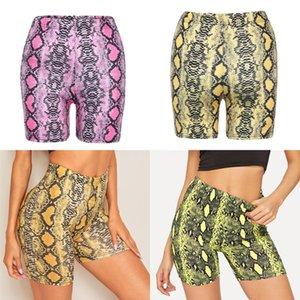 Sexy Hollow Pants Club Trackwomen Neon und Yoga Green Biker Shorts Frauen Schnalle Outfits # 268 FQPXX