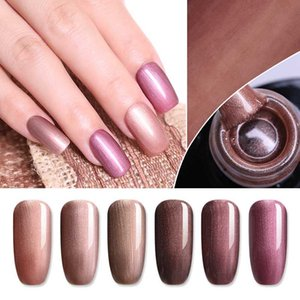 UR SUGAR Bronze Series Nail Gel Polish Pearl Shimmer Long Lasting Soak Off UV Gel varnish Varnish with Base Top Coat