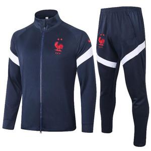 2020-21 Yeni Sezon Ulusal Takım Avrupa Kupası erkek Ceket Kaban Hoodie Setleri Eğitim Eşofman Survetayta Uzun Kollu Eşofmanlar Ile Pantolon