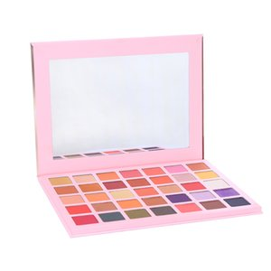 Eyeshadow Palette of 35 Colors Pearly Highlights Neutral Long Lasting Eye Shadow Professional New Eyeshadow Palette