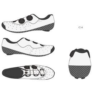 Hyper Cycling C4 Semi-Custom Road shoe Cycling shoe Carbon road Carbon Professional Lake BONT Verducci