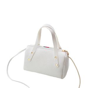 2020 nouvelle marque mode femmes nouvellement un sac à bandoulière synthétique cuir souple PU mode de sac croix-corps boston femme couleurs unies de sac à main