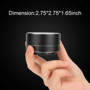 Portable mini speaker wireless bluetooth speaker multi-color support FM audio
