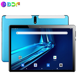 New 10.1 inch TabletS 4G Phone Call Google Play 2GB 32GB Octa Core CE Brand Tablet WiFi Bluetooth GPS Android 9.0 Tablet PC