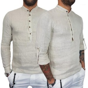 Casual T-shirts Stand Collar Summer Mens Quick Dry Clothes Mens Designer Polos Hot Selling New Long Sleeved Shirts