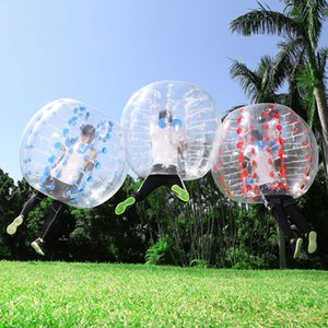 Free Shipping 1.5m Inflatable Bubble Soccer Ball Inflatable Bumper Ball Inflatable Zorb Ball Bubble Football