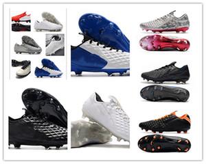 Heißer Verkauf im Jahr 2020 Prädiktor Mutator 20 + TF einheitliche Verpackung Rasen PP Paul Pogba Männer flache Schuhe der Fußballschuhe 20 + X Anti-Rutsch-Stiefel Größe