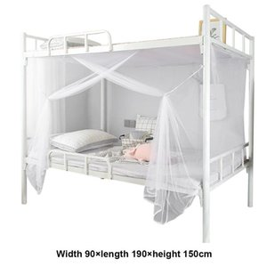 White Mosquito Net Camping Net Outdoor Tent Insect Prevention Mesh Hiking Sleeping Night Summer Lightweight Foldable