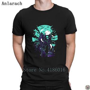 La maison hantée T-shirt New Arrival créer HipHop Top chemise t pour les hommes de l'été modèle à manches courtes shirt unisexe