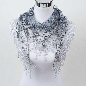 nouvelle sortie d'usine de style 2020! Les femmes écharpe de mode, les fichus de fleurs de dames, cuivre soie foulards de dentelle de trésorerie, la SJJ01 de tout match