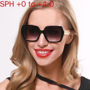 MINCL  2020 New Bifocal Reading Sun Glasses Women Men HD Presbyopia Reading Sunglasses Diopter 1.0 To 3.0 NX