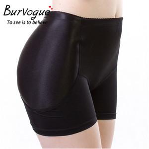 Burvogue Women Hip Enhancer Padded Panties Underwear Brief Shapewear with Butt Lifter Shaper pant 200925