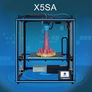 Tronxy 3D-Drucker X5SA DIY Printing Kits 24V Stromversorgung 3d impresoras Vollmetall CoreXY Hotbed 330 * 330mm Ducker Stampante