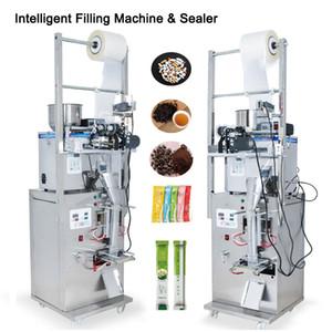 Automatique 2-50G sec et massif matériel de remplissage automatique Power Nut Poudre de thé Surge d'étanchéité Racking machine d'emballage