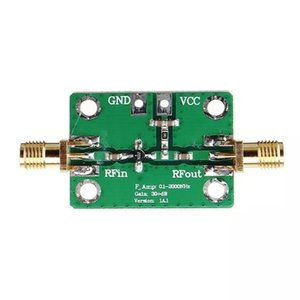 Sostituzione parti poco costose Accessori 0.1-2000MHz Amplificatori RF larga banda ad alto guadagno 30dB Low Noise Amplifier LNA a banda larga modulo ricevitore