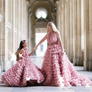 Chiffon Pageant Dresses With Cape for Teens with Wrap Bling Rhinestones Long Pageant Gowns for Little Girls Formal Party