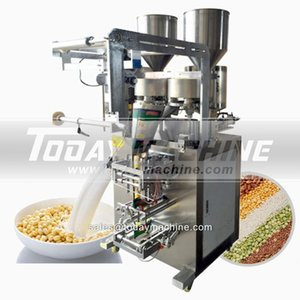ketchup / jus / pâte de tomate remplir et sceller la machine d'emballage liquide machine d'emballage