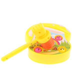 I bambini a forma di fungo Whack The Mole gioco Toy gioco da tavolo familiari Attività Giocattoli, casuali