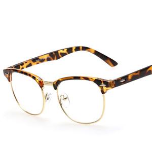Los hombres de las mujeres de los vidrios UV400 Eyewear de los hombres gafas de lectura anti azul claro El bloqueo de los juegos retro ordenador Plaza de la vendimia de las lentes