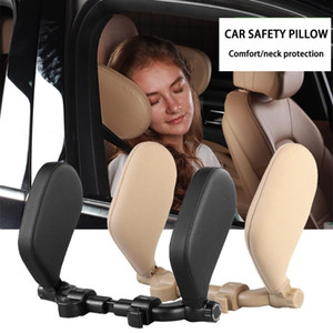 Car Seat Headrest Pillow Travel Rest sleeping headrest Support Solution car accessories interior u shaped pillow For Kids