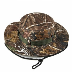 Unisex Outdoor Fishing Hats Windproof Hiking Tourism Fisherman Camouflage Anti-uv Adult Mens Hat Hiking Outdoor Cap #j1p