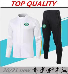 2020 2021 celtica Soccer giacca tuta 20/21 maillots de football BROWN FORREST CHRISTIE GRIFFITHS Calcio Tuta CHANDAL futbol